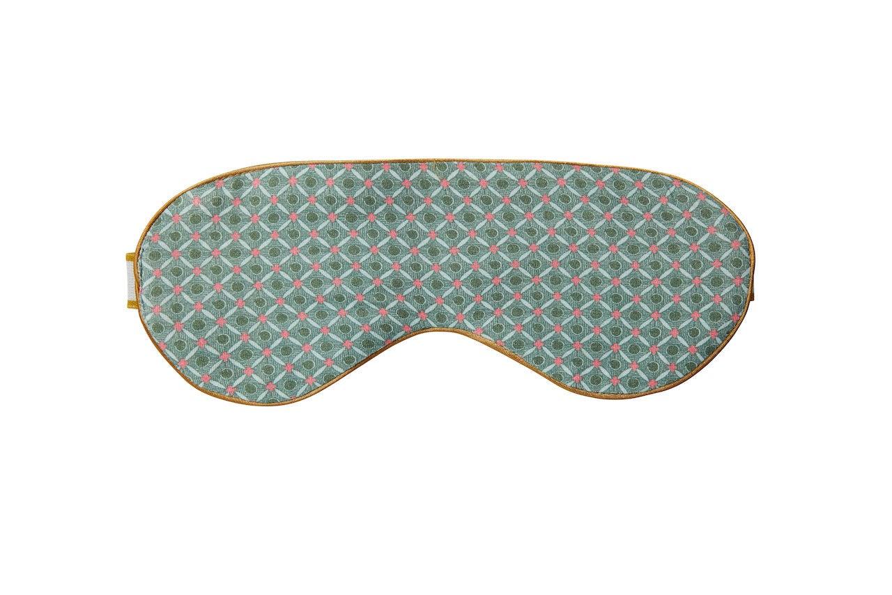 PIP Studio Alie Ornamental Sleeping Mask - Green