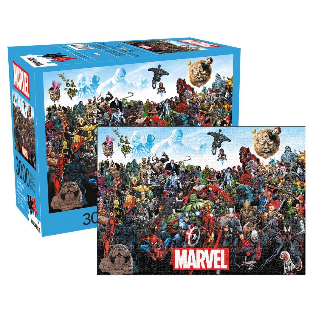 Marvel Cast 3000pc Puzzle