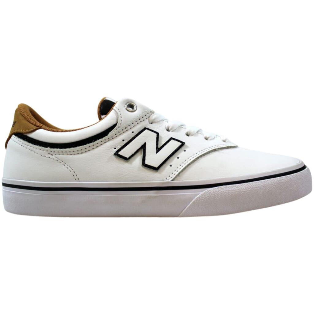 New Balance 255 Numeric White/Black NM255WBL Men's