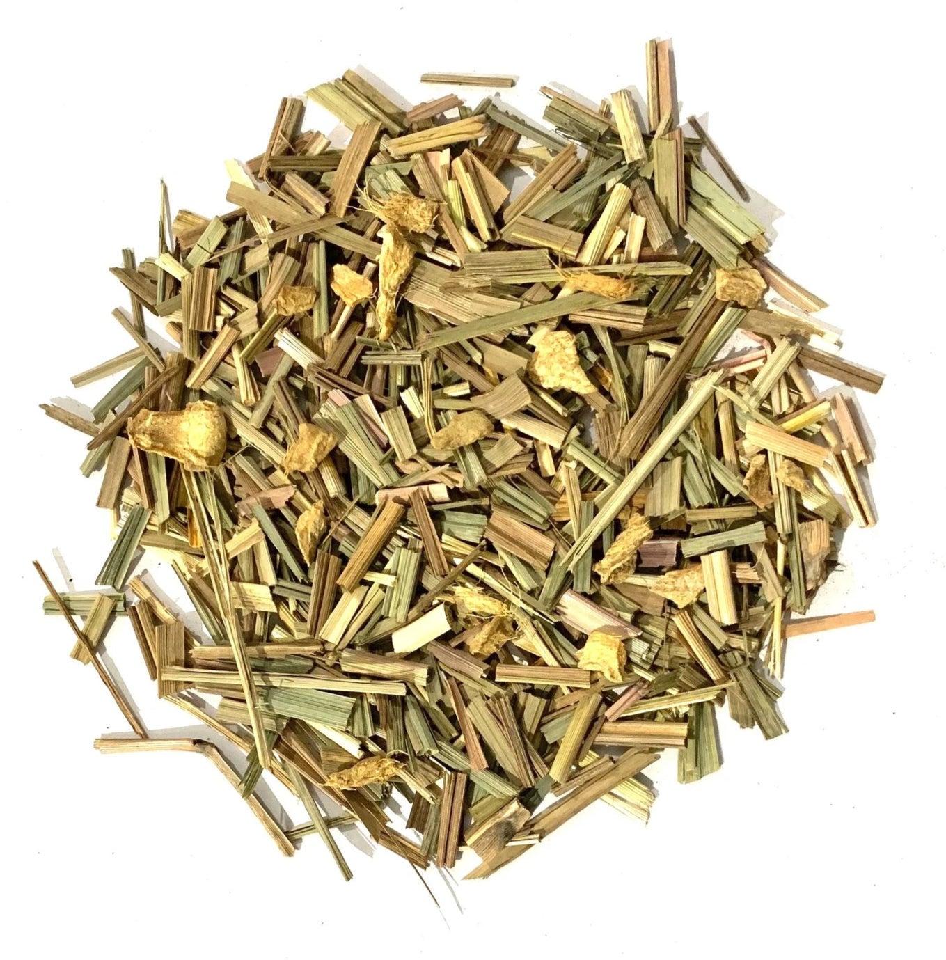 Organic Ginger & Lemongrass Tea
