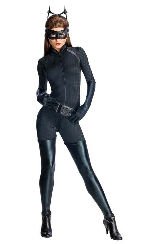 Catwoman Batman Dark Knight Deluxe Adult Costume