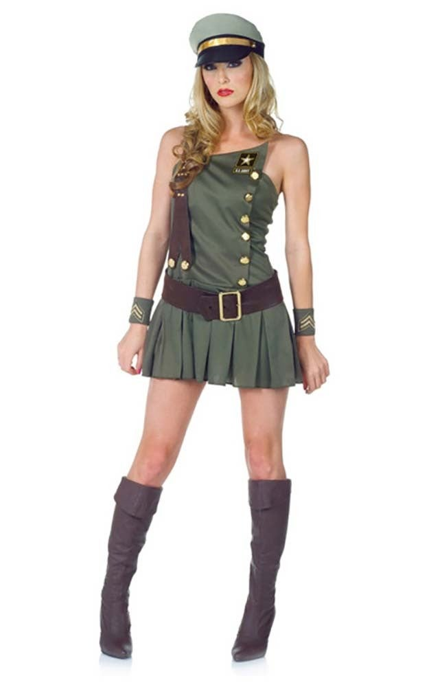 U.s. Army In The Army Adult Costume