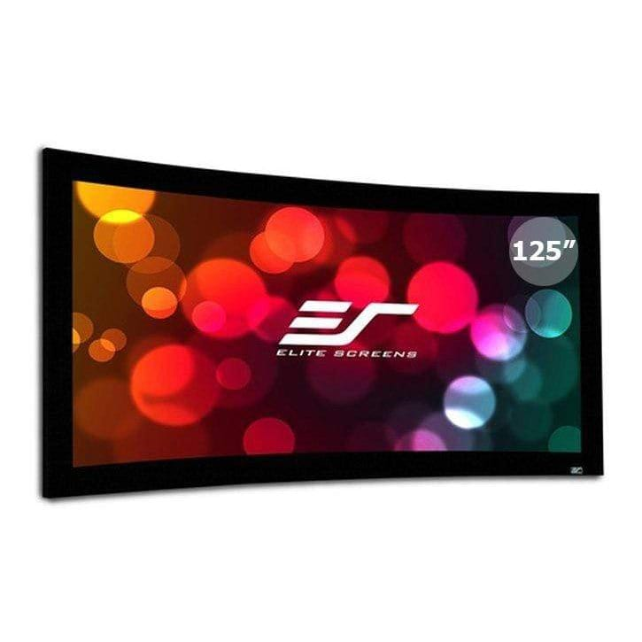 """Elite 125"""" Lunette235 Curved Projector Screen 2.35:1"""