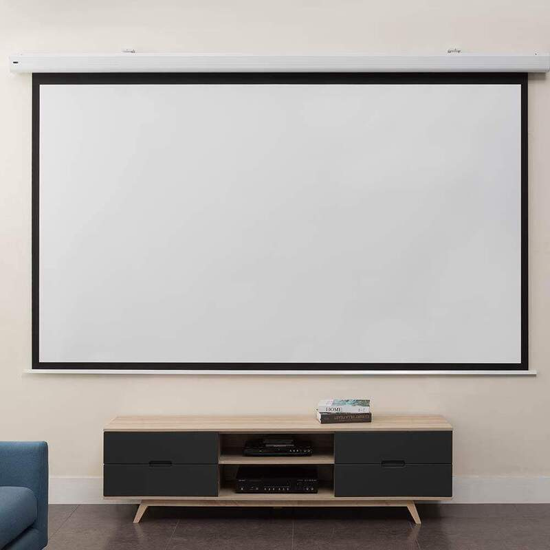 "Westinghouse 120"" Motorised Projector Screen 16:9 Aspect Ratio"
