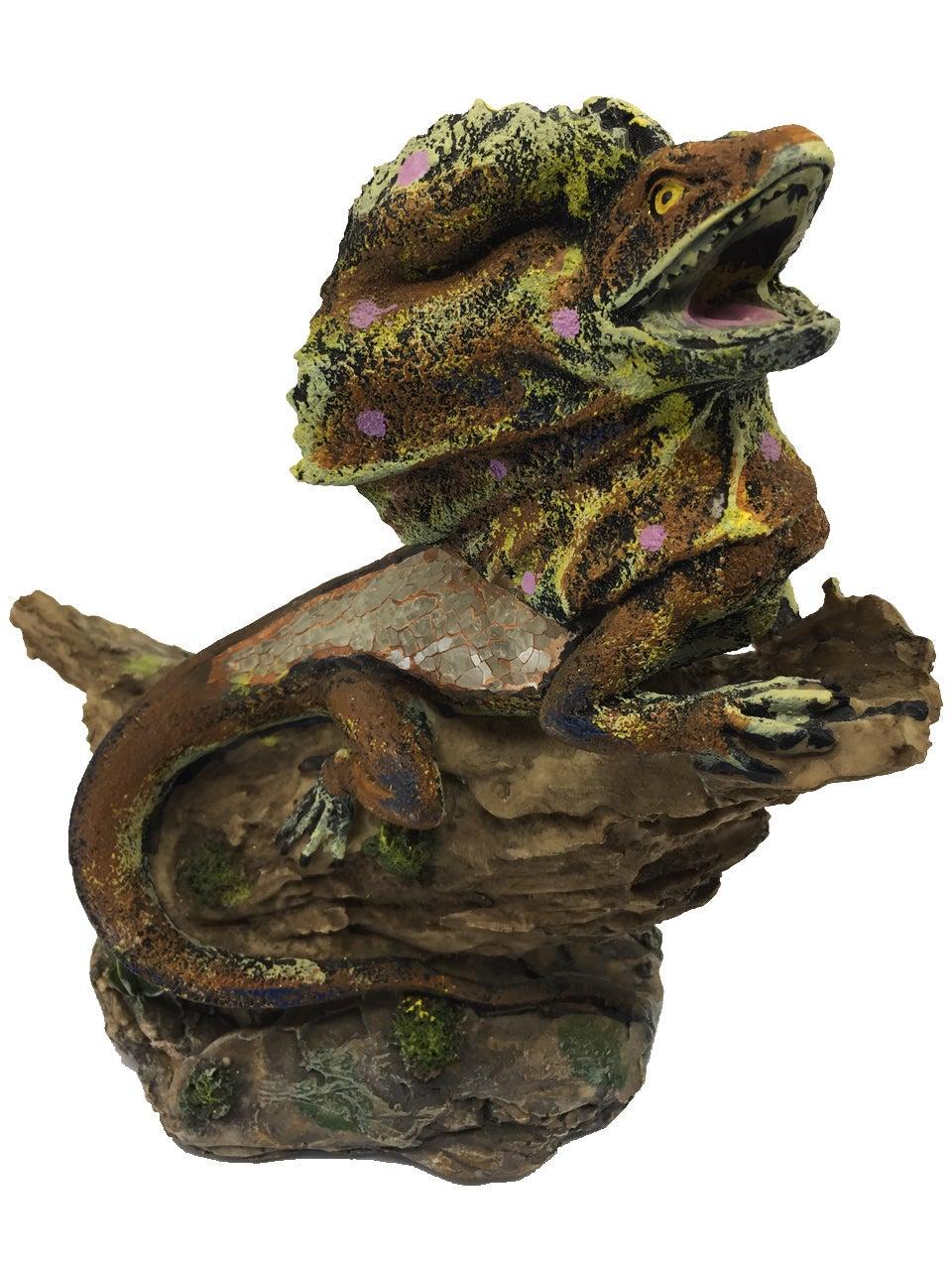Solar Frilled Neck Lizard