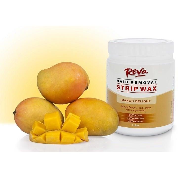 Reva Mango Strip Wax – Hair Removal Wax 1Lt