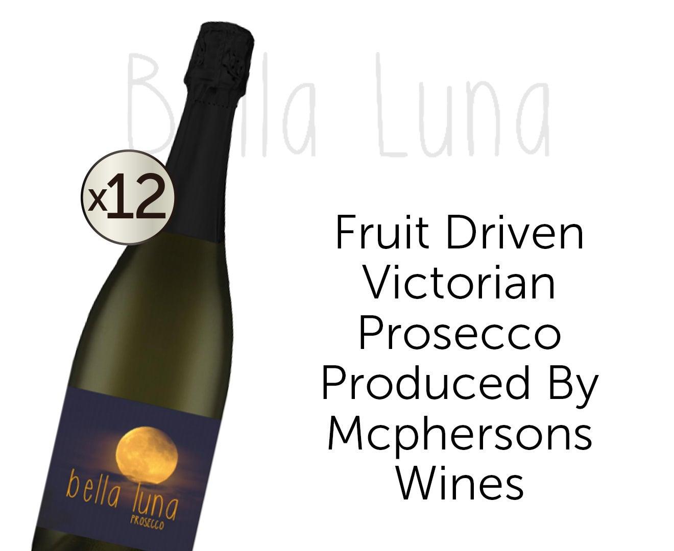 Bella Luna Victorian Prosecco 2020 Dozen