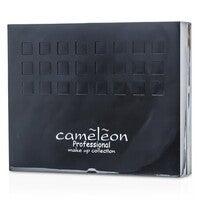 CAMELEON - MakeUp Kit 396 (48x Eyeshadow, 24x Lip Color, 2x Pressed Powder, 4x Blusher, 5x Applicator)