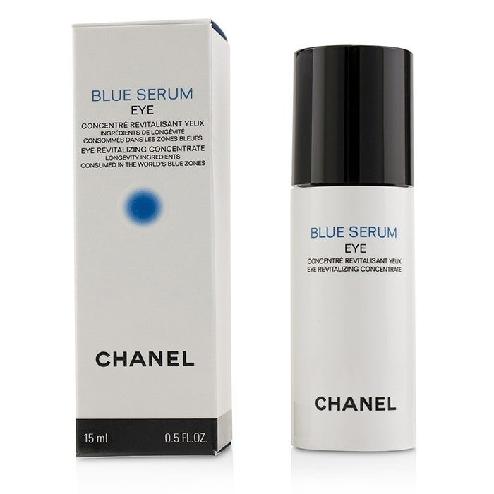 CHANEL - Blue Serum Eye Revitalizing Concentrate