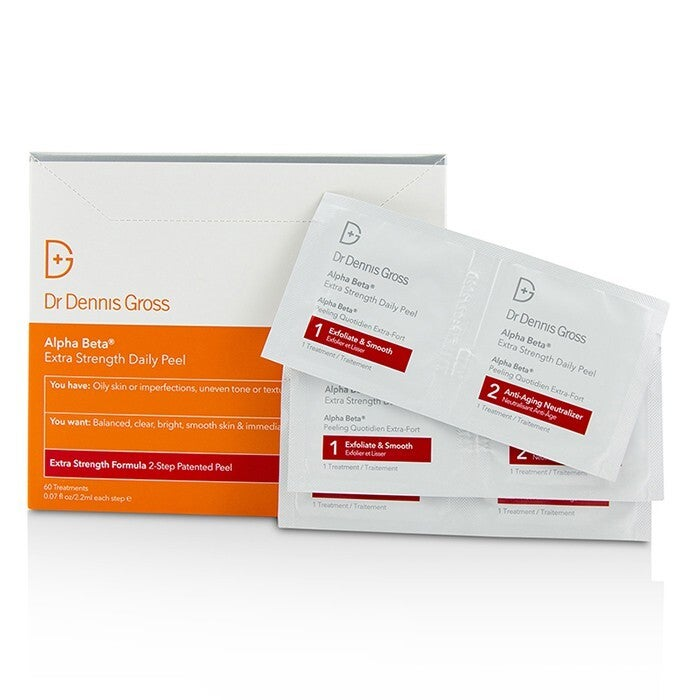DR DENNIS GROSS - Alpha Beta Extra Strength Daily Peel