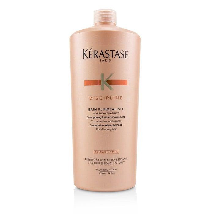KERASTASE - Discipline Bain Fluidealiste Smooth-In-Motion Shampoo (For All Unruly Hair)
