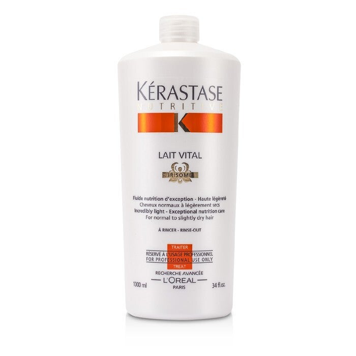 KERASTASE - Nutritive Lait Vital Incredibly Light - Exceptional Nutrition Care (For Normal to Slightly Dry Hair)