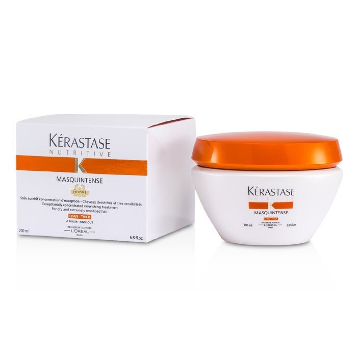 KERASTASE - Nutritive Masquintense Exceptionally Concentrated Nourishing Treatment (For Dry & Extremely Sensitis