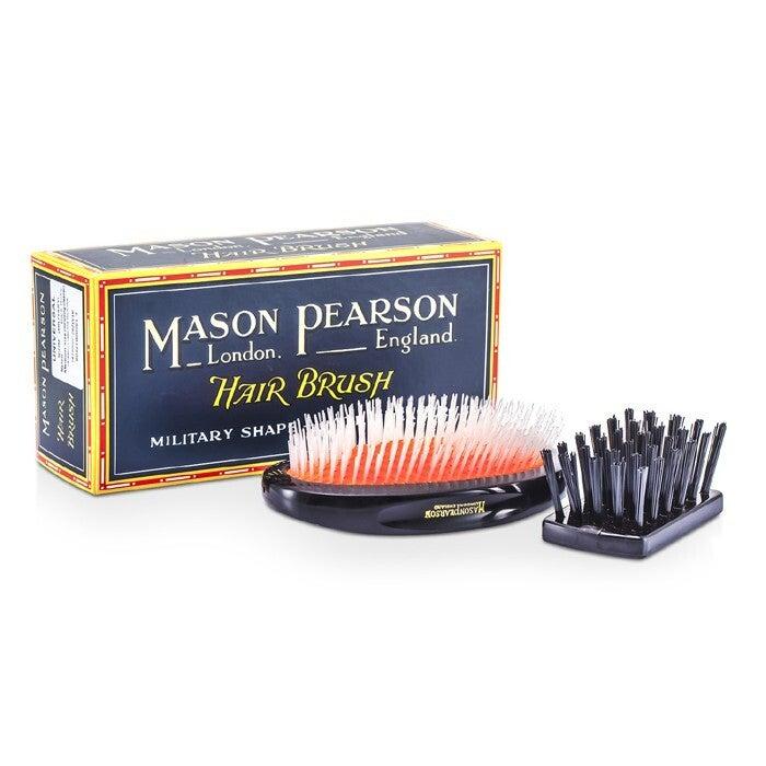 MASON PEARSON - Nylon - Universal Military Nylon Medium Size Hair Brush