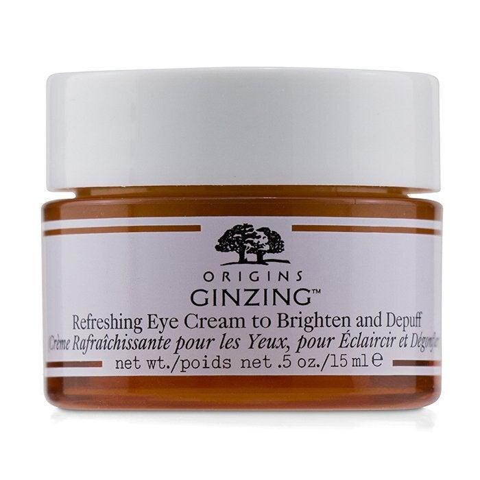 ORIGINS - GinZing Refreshing Eye Cream To Brighten and Depuff