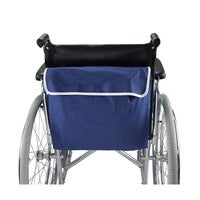 Universal Wheelchair Backpack Storage Tote Pouch and Pocket for Items