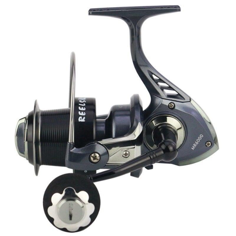 Catzon MR4000/5000/6000/7000 Fishing Reel 5.2:1 14bb Baitcasting Carretilhas