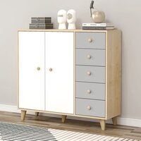 Unity Large Chest of Drawers and Cabinet