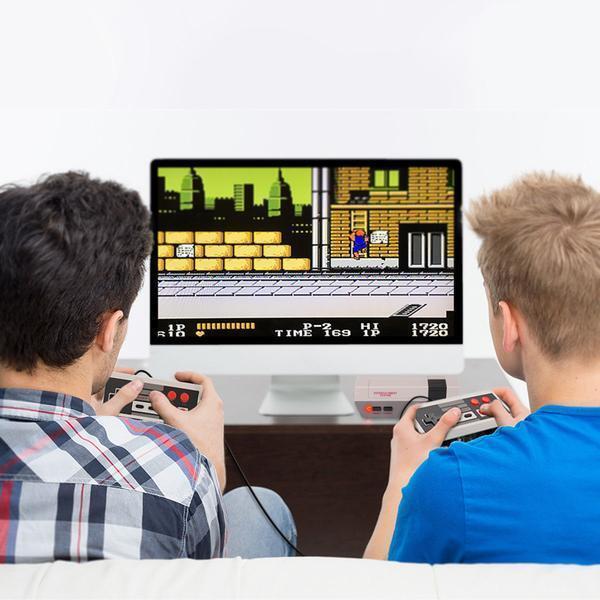 Mini TV Game Console Unique Retro Classic Appearance With 620 Games