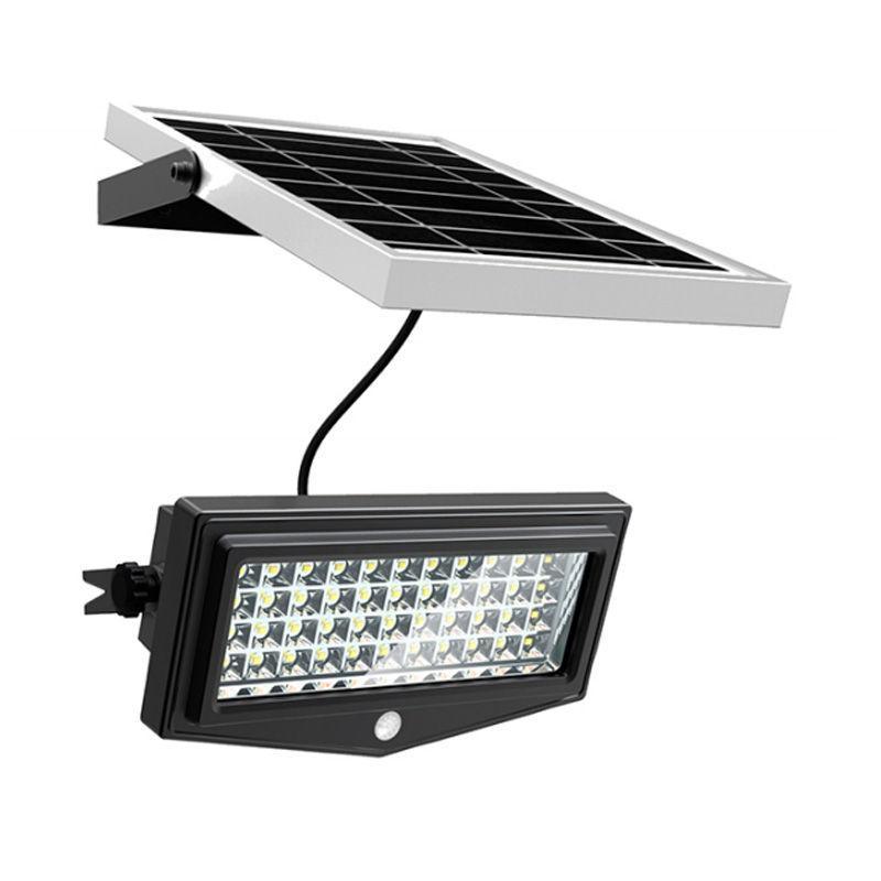 LED Solar Security Sensor Light in 10w