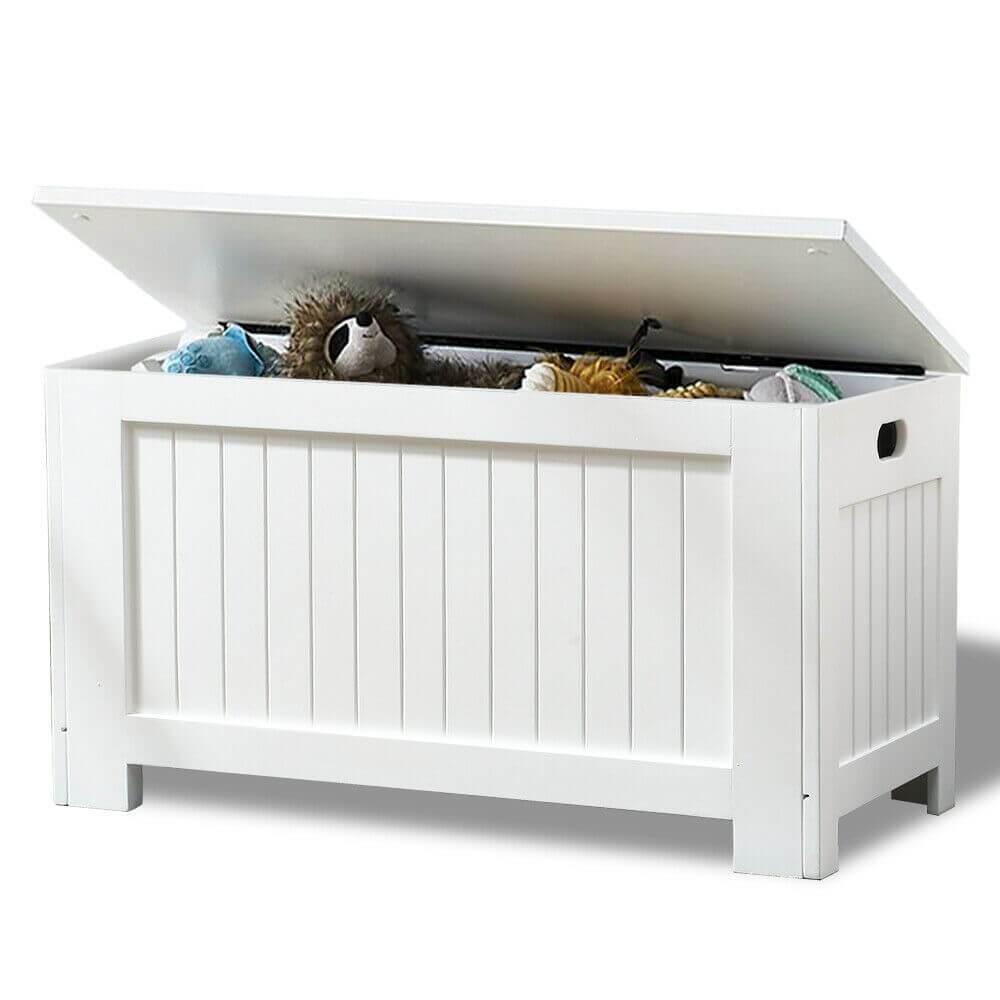 Toy Box Chest Storage Cabinet Container Children Clothes Organiser