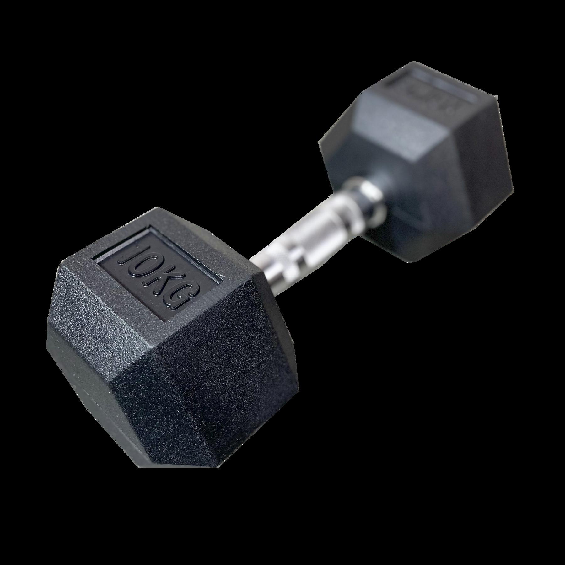 Hex Dumbbells (Sold Individually) 1KG - 10KG