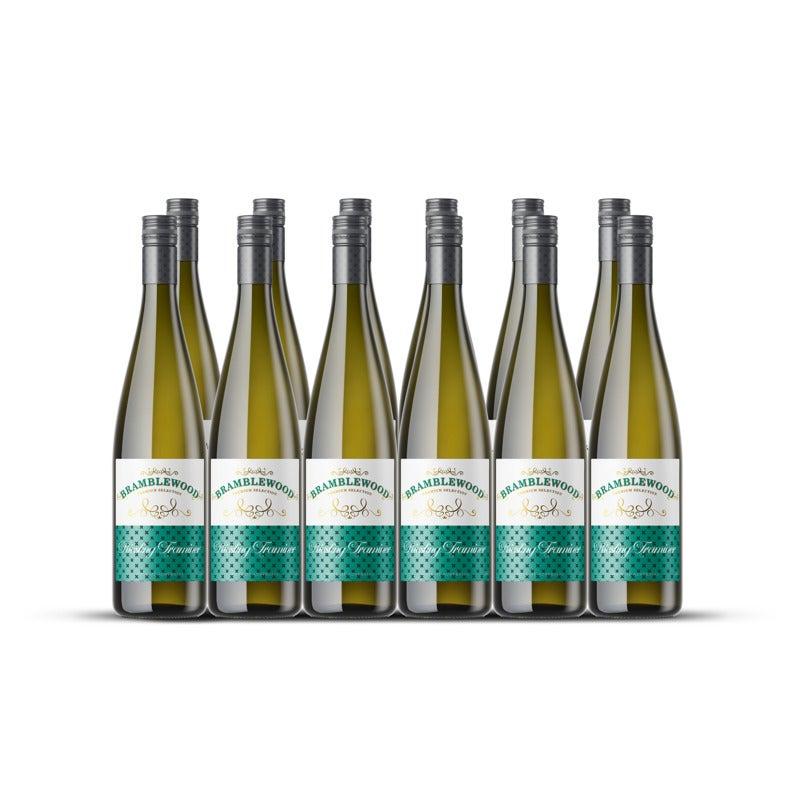 12 Bottles of 2018 Bramblewood Riesling 750ML