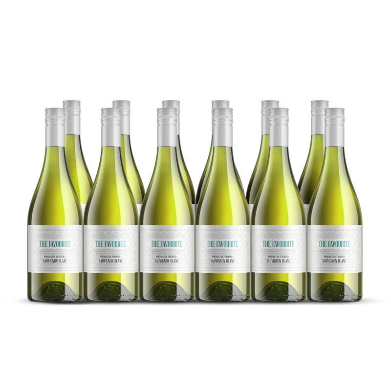 12 Bottles of 2018 The Favourite Sauvignon Blanc Mornington 750ml
