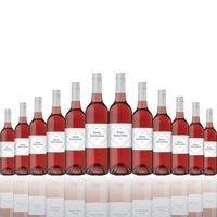 12 Bottles 2018 Divine Intervention Yarra Valley Rose 750ML