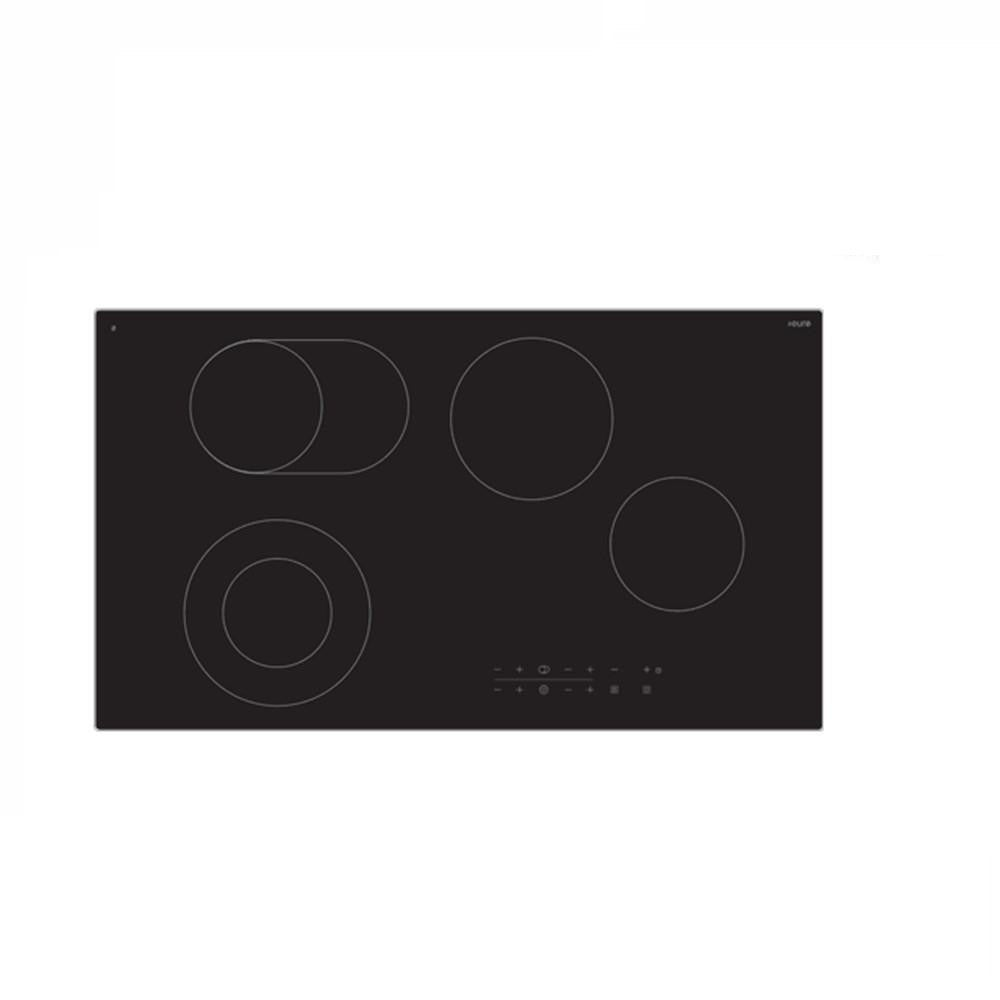 Euro Cooktop (Electric) 900mm Black Ceran ECT900C6