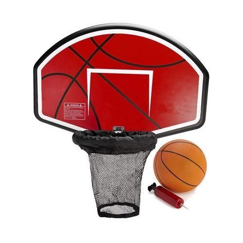 Basketball Hoop Kit for Jumbroo Trampolines Kids Play Fitness Jumping Exercise