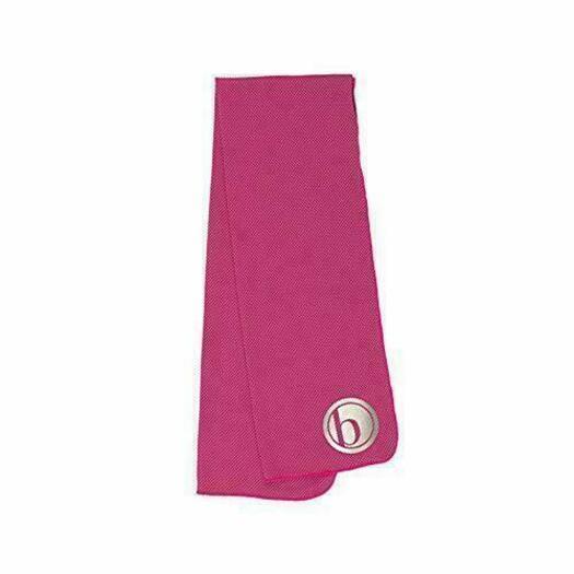 Bambury Snap Cold Towel (Sports Towel), Pink