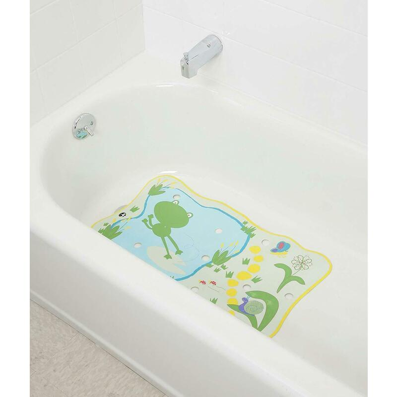 Froggy & Friends Bath Mat 2pcs