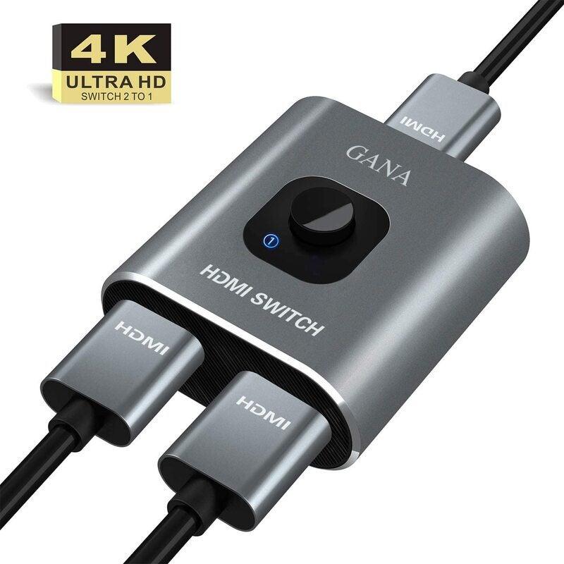 HDMI Switch 4K HDMI Splitter