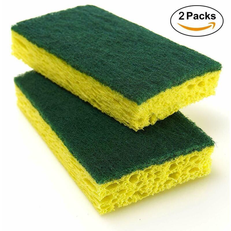 Heavy Duty Multi-Use Cleaning Sponges - Non-Scratch Magic Eraser Sponge