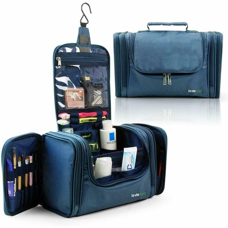 Lavievert Toiletry Bag/Makeup Organizer/Cosmetic Bag/Portable Travel Kit
