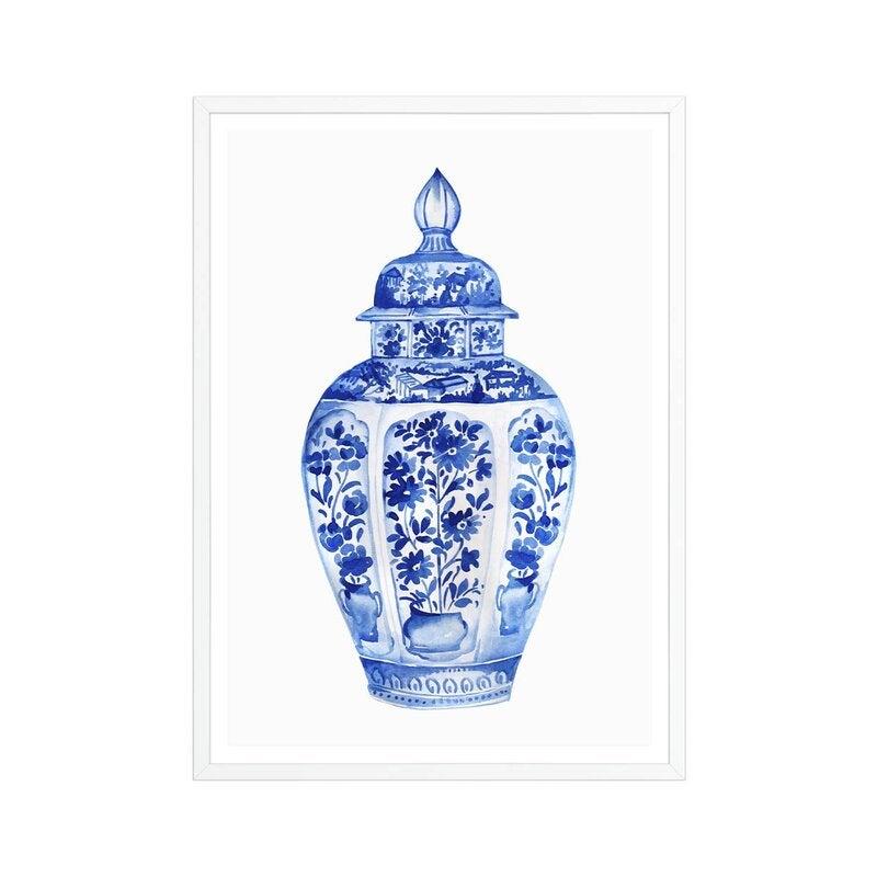 Hamptons Vase 4