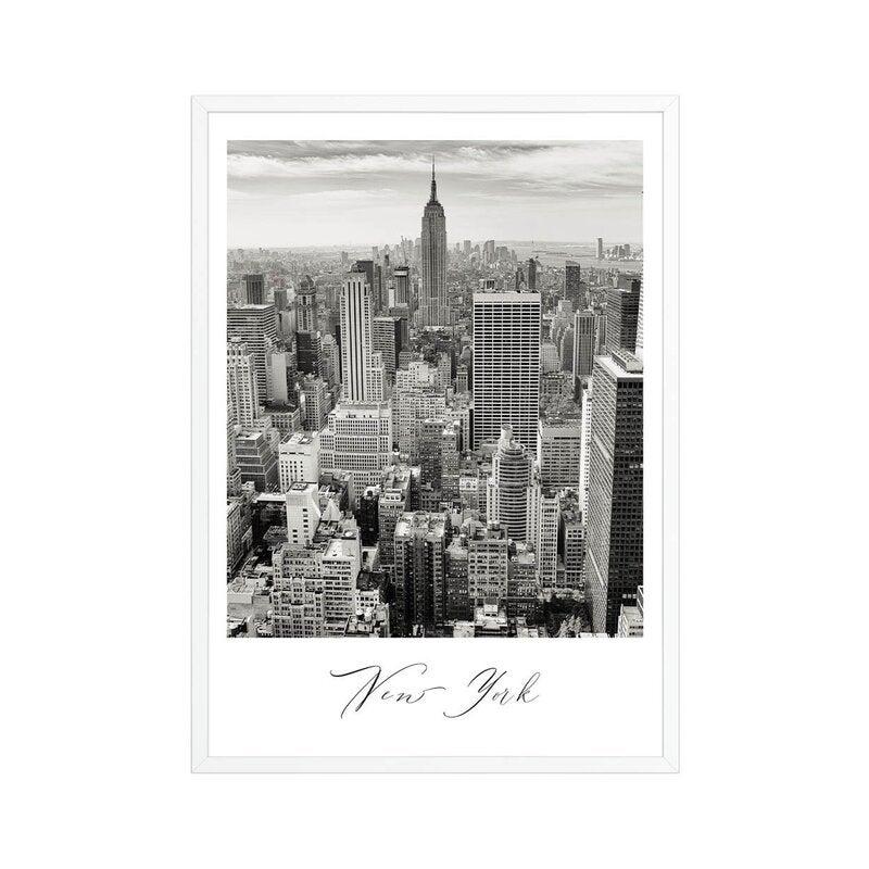 New York in Black & White