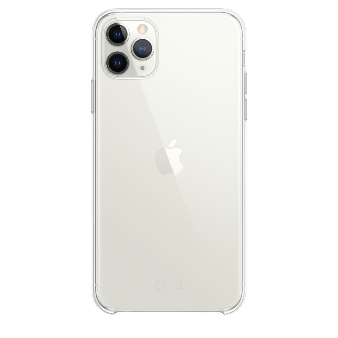 Apple iPhone 11 Pro Max Clear Case (Damaged Box)