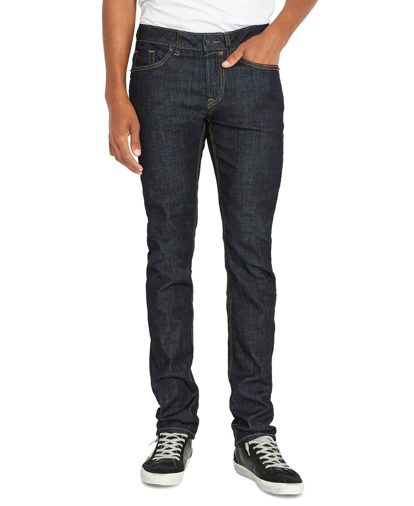 Buffalo David Bitton Mens Jeans Blue Size 31X30 Slim Fit Stretch
