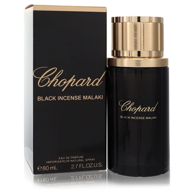Chopard Black Incense Malaki Eau De Parfum Spray (Unisex) By Chopard 80 ml