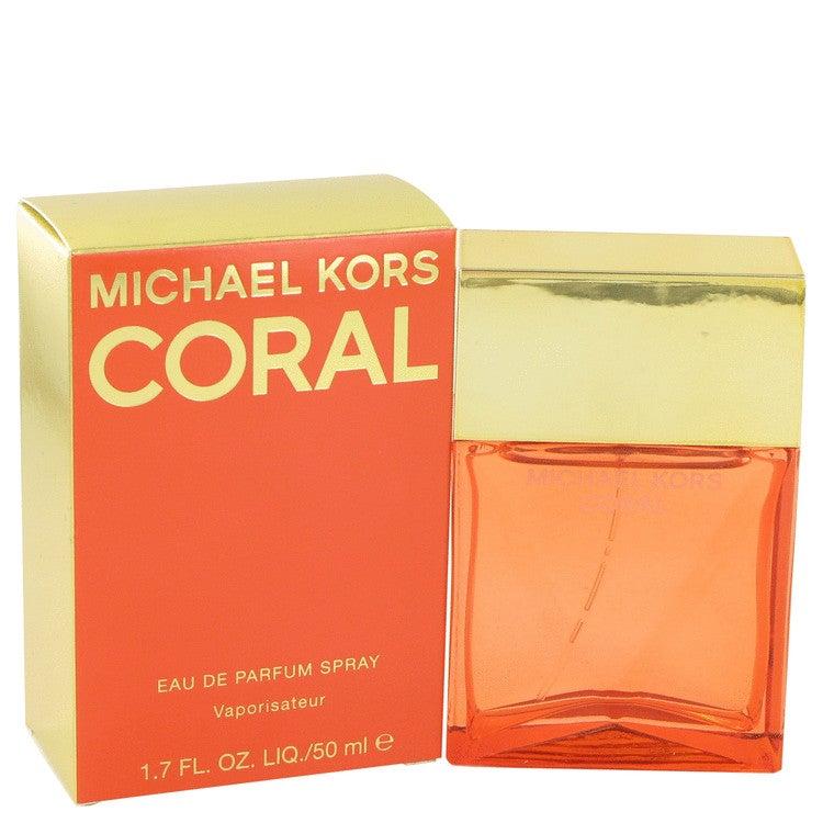 Michael Kors Coral Eau De Parfum Spray By Michael Kors 50 ml