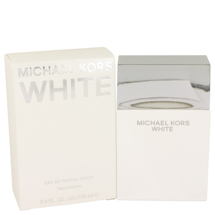 Michael Kors White Eau De Parfum Spray By Michael Kors 100 ml