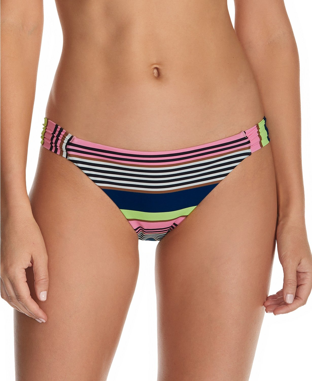 Raisins Swimwear Blue Size Small S Junior Calafia Laguna Bikini Bottoms