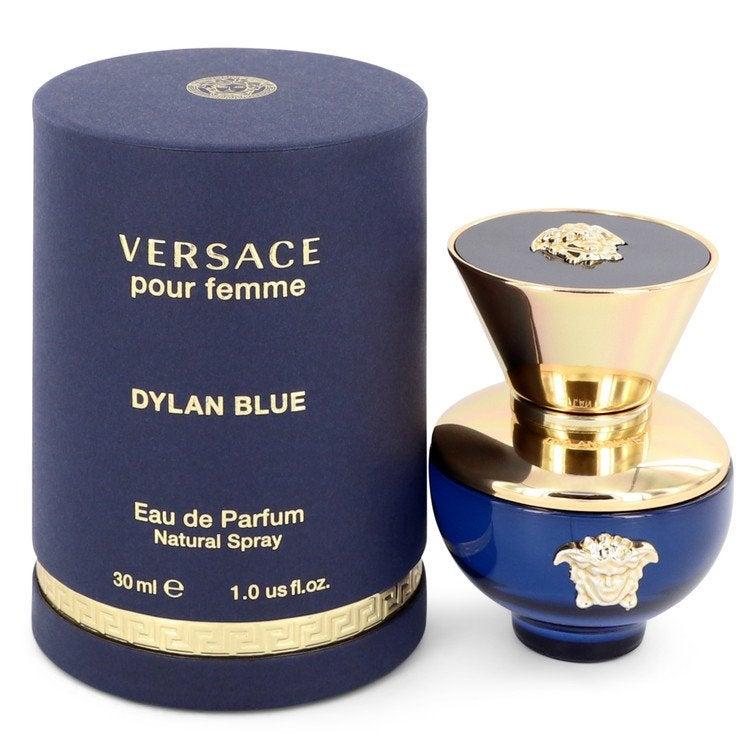 Versace Pour Femme Dylan Blue Eau De Parfum Spray By Versace 30 ml