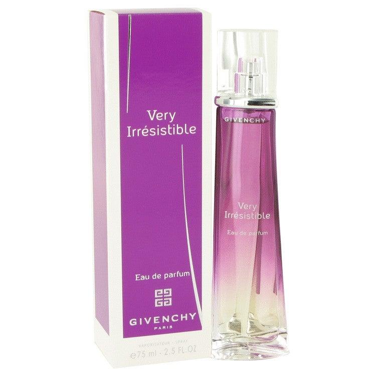Very Irresistible Sensual Eau De Parfum Spray By Givenchy 75 ml
