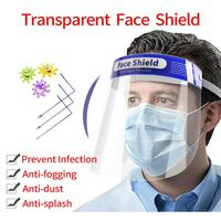 TPU Protective Face Shield - In Various Sizes and Packs