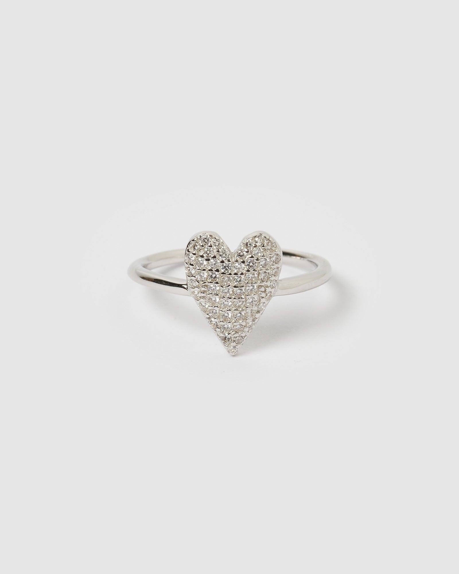 Izoa Hayet Ring Silver