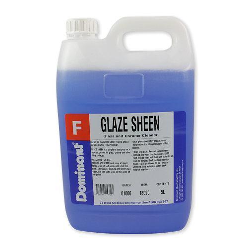 Glaze Sheen Glass Cleaner