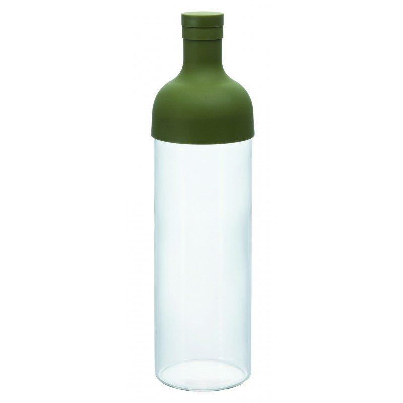 Hario Cold Brew Tea 'Filter in Bottle' Green 750ML